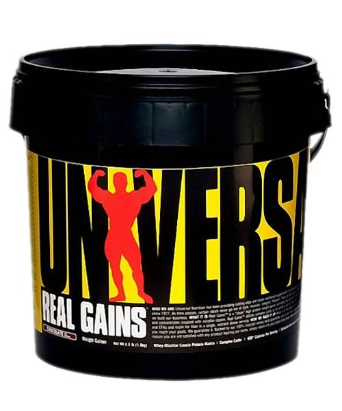 Real Gains Universal Nutrition 3107 гр.