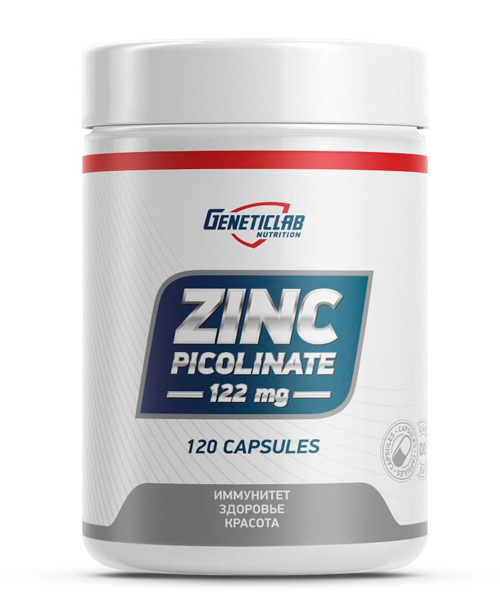 Zinc Picolinate Genetic LAB