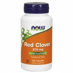 Red Clover 375 mg NOW 100 капс.