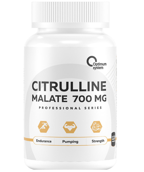 L-citrulline Malate 700 mg Optimum System