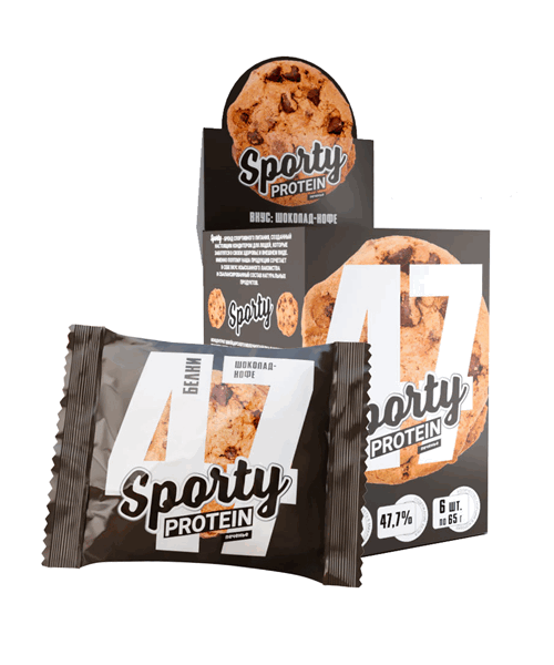 Fitness Cookie Sporty 70 гр.