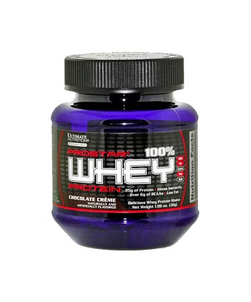 100% Prostar Whey Protein Ultimate Nutrition 30 гр