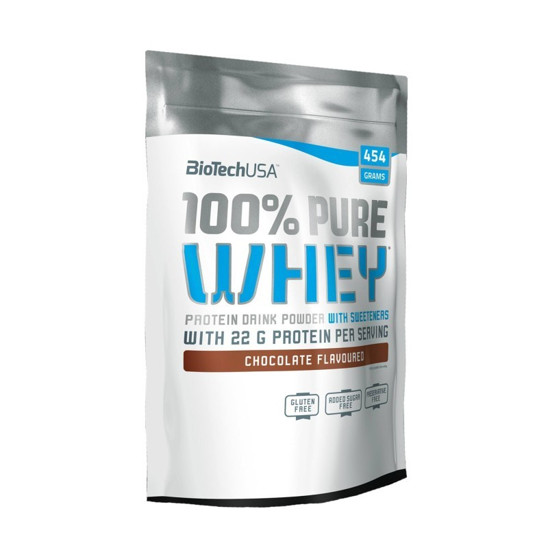 100% Pure Whey Biotech Nutrition