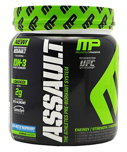Assault Musclepharm 435 гр.
