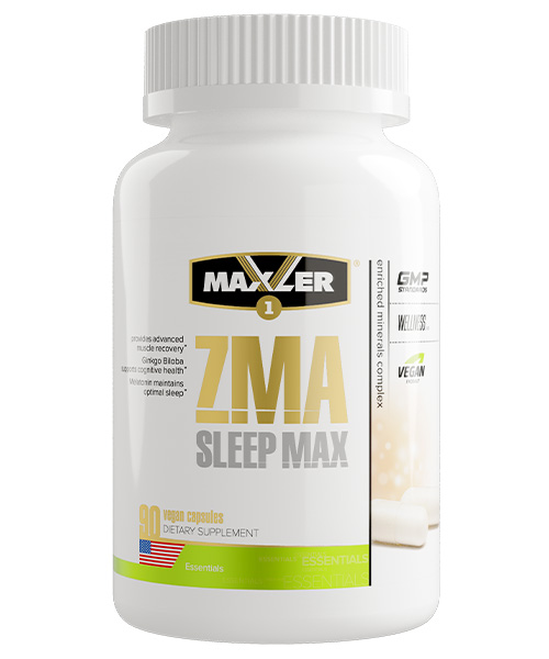 ZMA Sleep Max Maxler