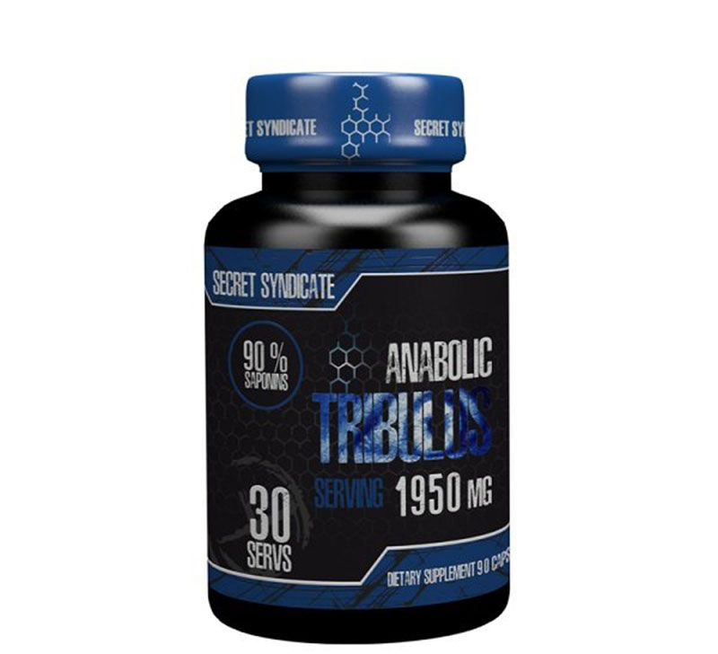 Secret Syndicate Anabolic Tribulus Steel Power