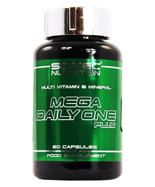 Mega Daily one Scitec Nutrition 60 капс.