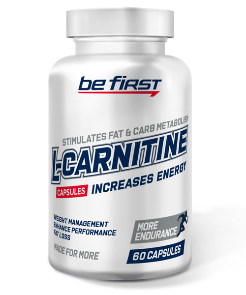 L-carnitine Capsules BE First 60 капс.