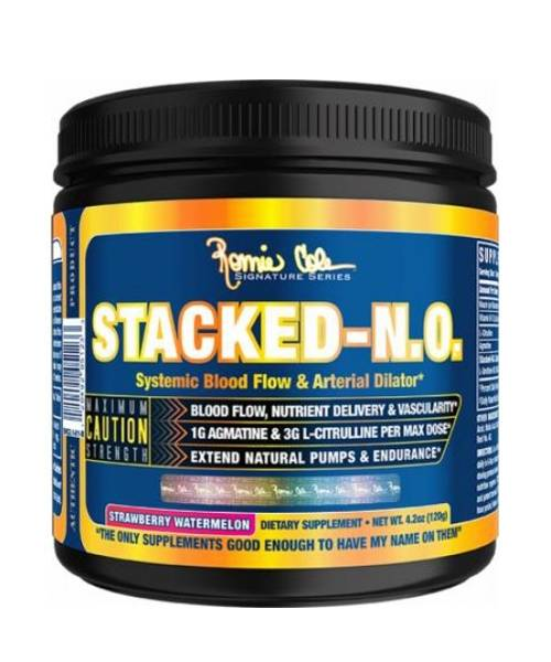 Stacked-n.o. Ronnie Coleman Signature Series 120 гр.