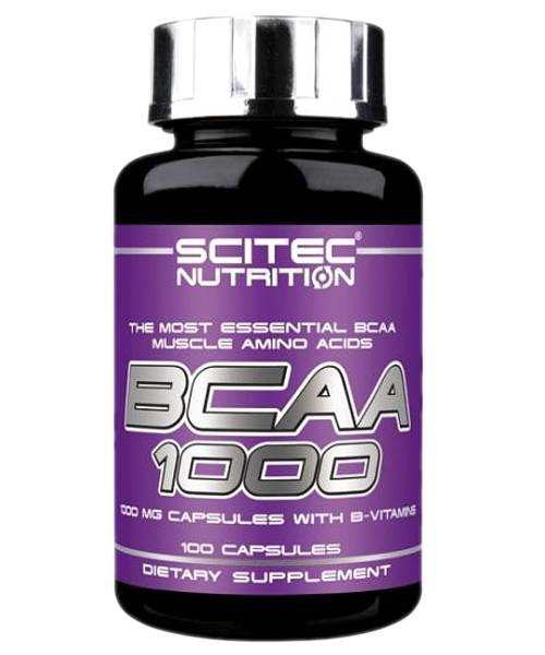 Bcaa 1000 Scitec Nutrition 100 капс.