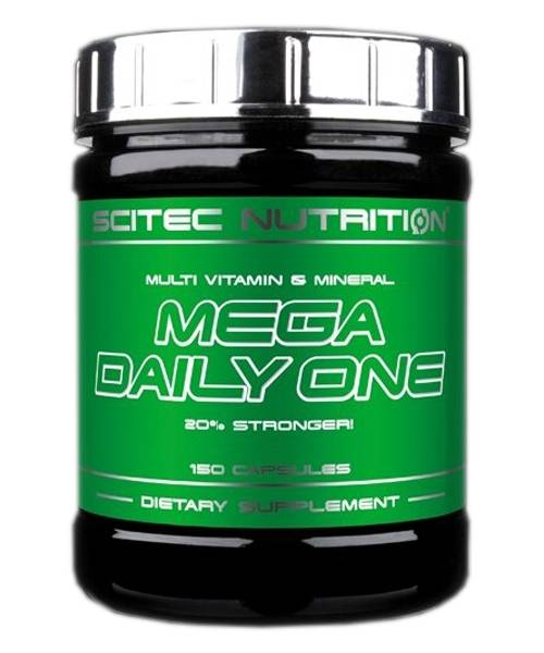 Mega Daily one Scitec Nutrition 150 капс.