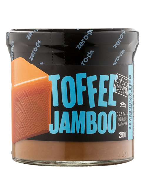 Сливочный Крем Toffee Jamboo MR. Djemius Zero