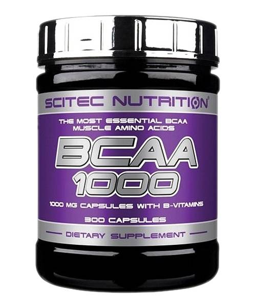 Bcaa 1000 Scitec Nutrition 300 капс.