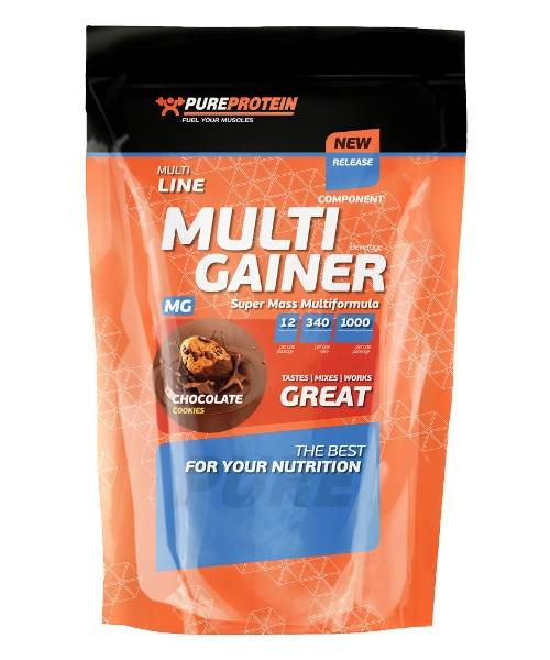 Multicomponent Gainer Pure Protein 1 000 гр.