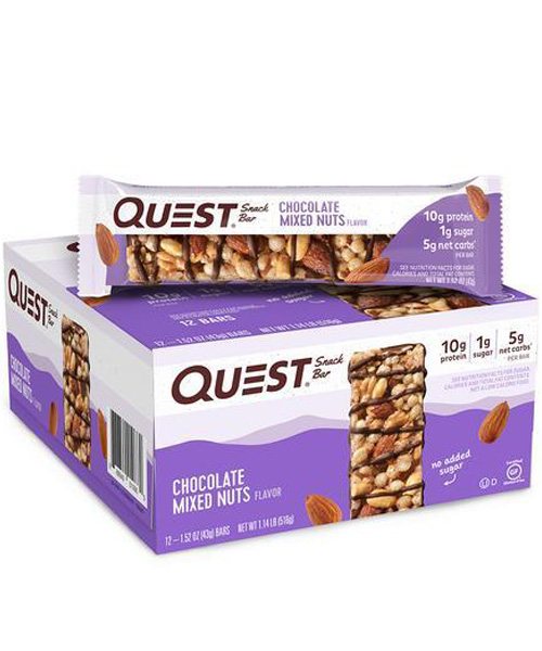 Quest Snack Bar Quest