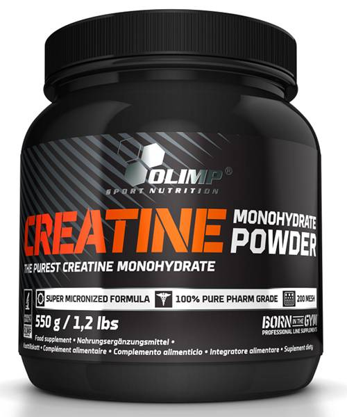 Creatine Monohydrate Powder Olimp Sport Nutrition 550 г