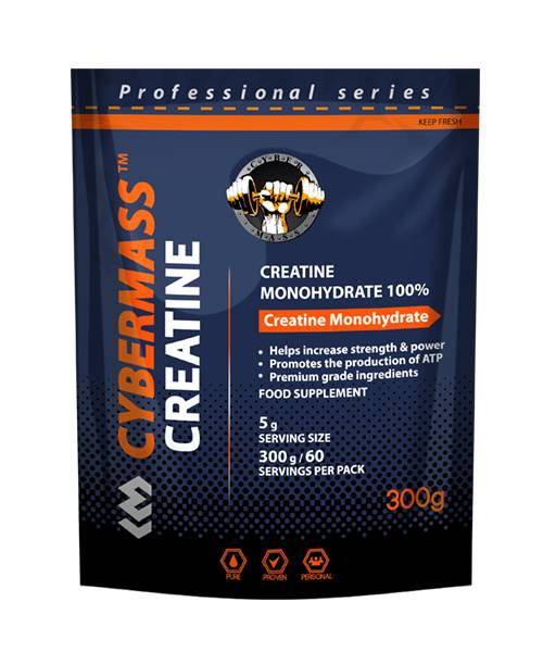 Creatine Cybermass 300 гр.