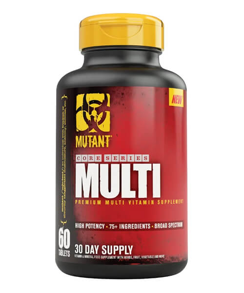 Mutant Multi FIT Foods