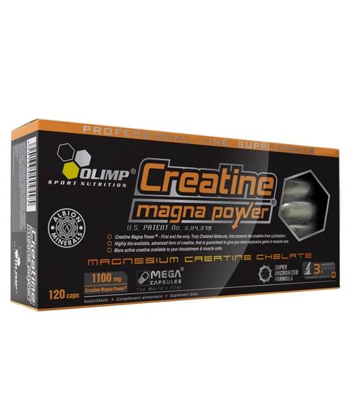 Creatine Magna Power Olimp Sport Nutrition 120 капс.