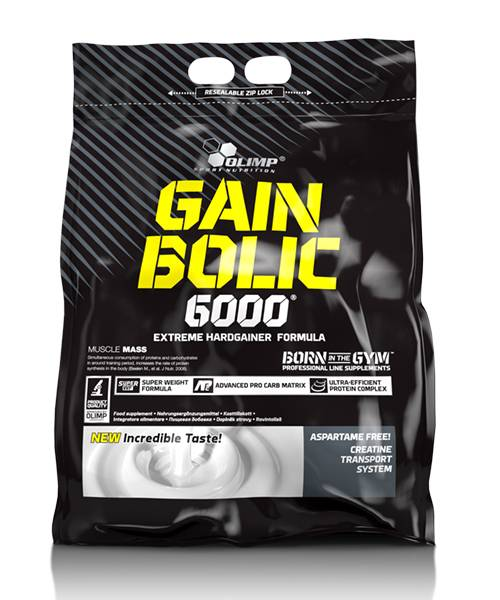 Gain Bolic 6000 Olimp Sport Nutrition 3500 г