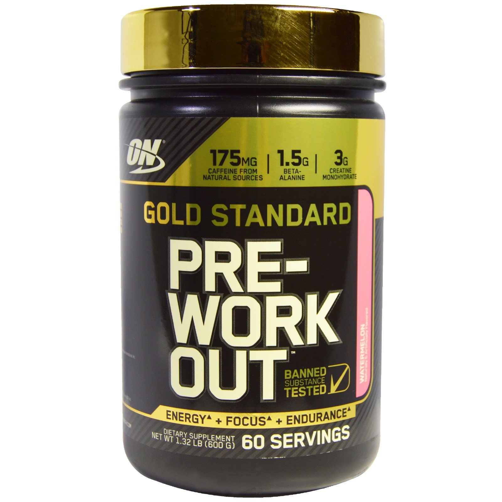 Gold Standard Pre-workout Optimum Nutrition 600 г