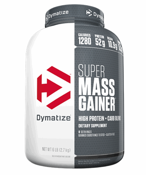 Super Mass Gainer Dymatize Nutrition 2722 г