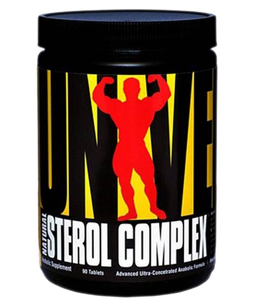 Natural Sterol Complex Universal Nutrition