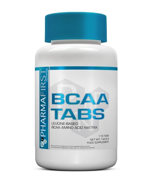 Bcaa Pharmafirst Nutraceuticals 320 таб.