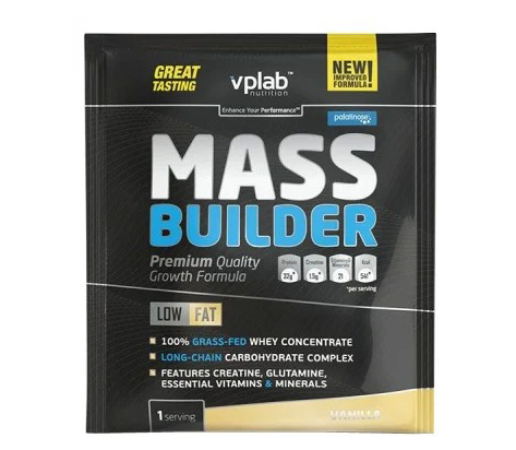 Mass Builder VP Laboratory 100 г