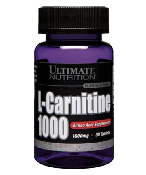 L-carnitine Ultimate Nutrition 30 таб.