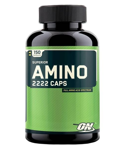 Amino 2222 Caps Optimum Nutrition 150 капс.