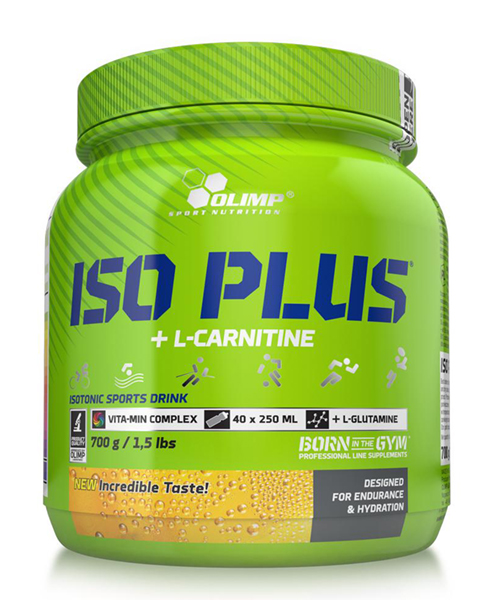 Iso Plus Olimp Sport Nutrition 700 г