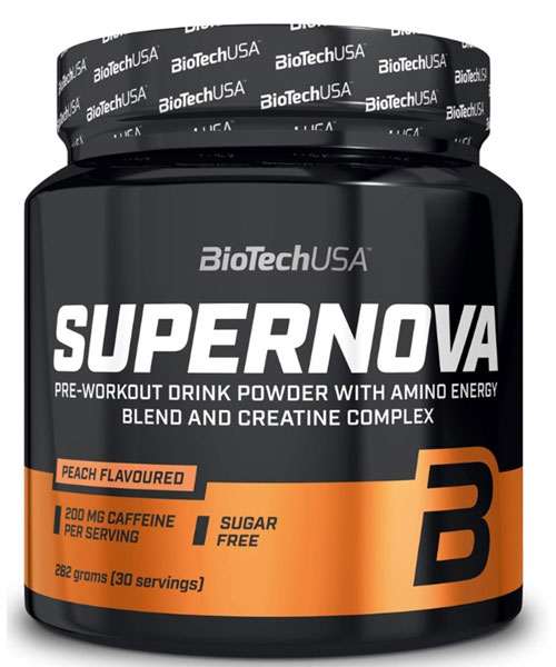 Super Nova Biotech Nutrition