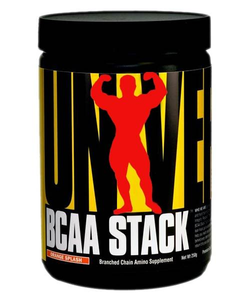 Bcaa Stack Universal Nutrition 250 гр.