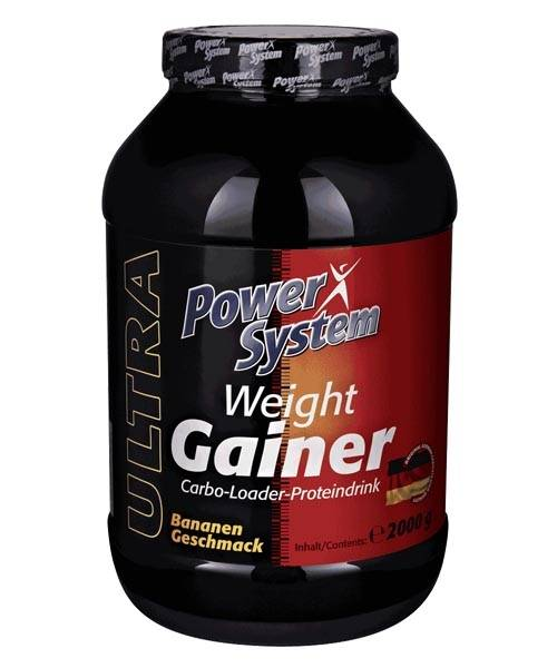 Weight Gainer Power System