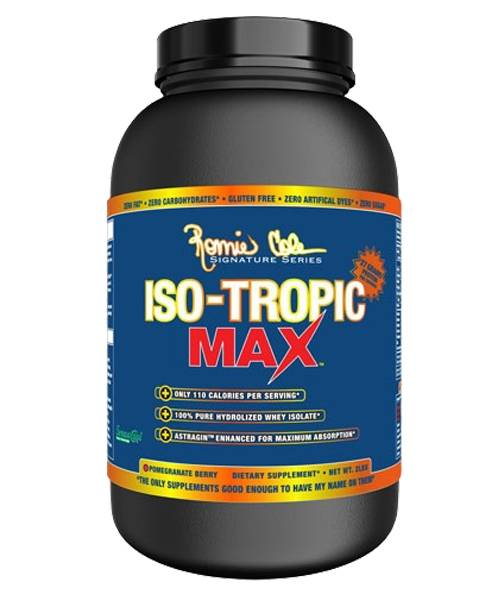 Iso-tropic Max Ronnie Coleman Signature Series 910 гр.