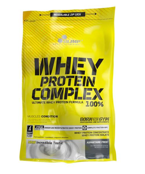 100% Whey Protein Complex Olimp Sport Nutrition