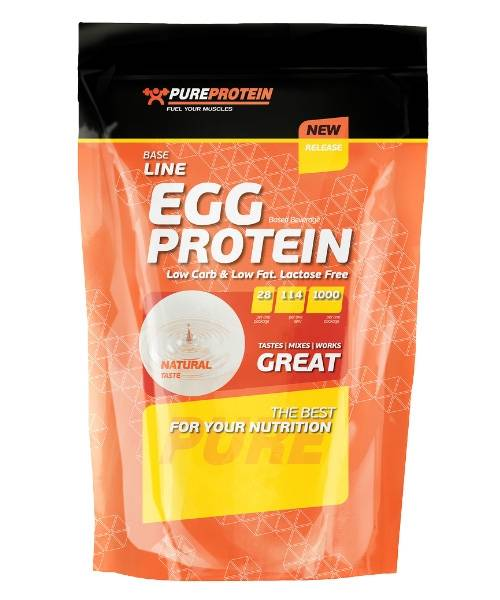 Egg Protein Pure Protein 1000 г.