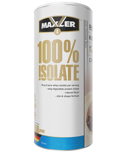 100% Isolate Maxler