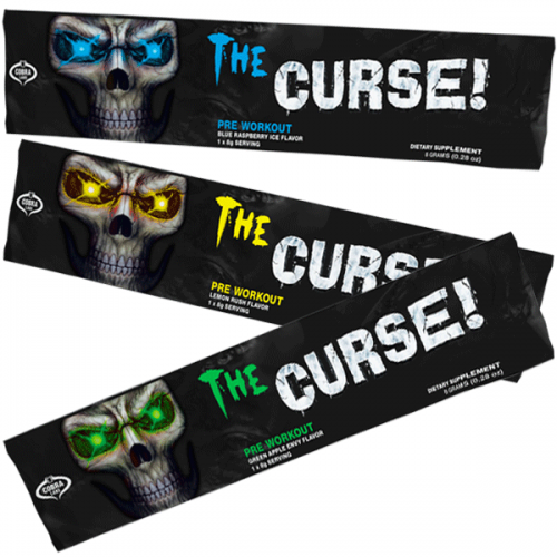 The Curse! Cobra Labs 8 гр
