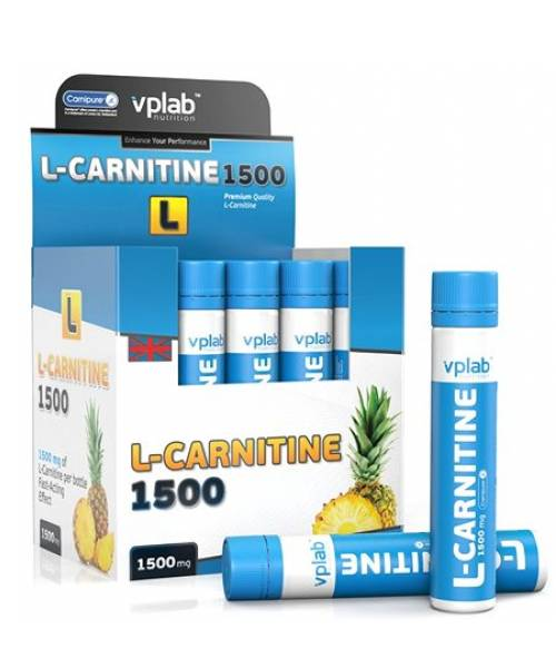 L-carnitine 1500 VP Laboratory 1 амп.
