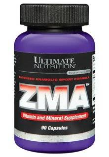 ZMA Ultimate Nutrition