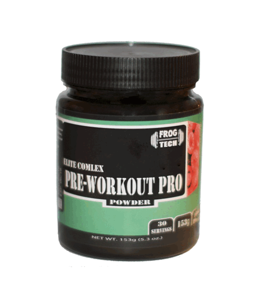 Pre-workout PRO Frog Tech 200 гр.