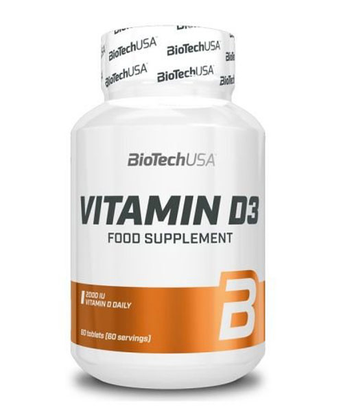 Vitamin D3 Biotech Nutrition