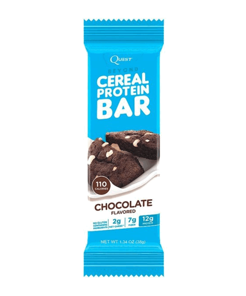 Quest Beyond Cereal Bar Quest