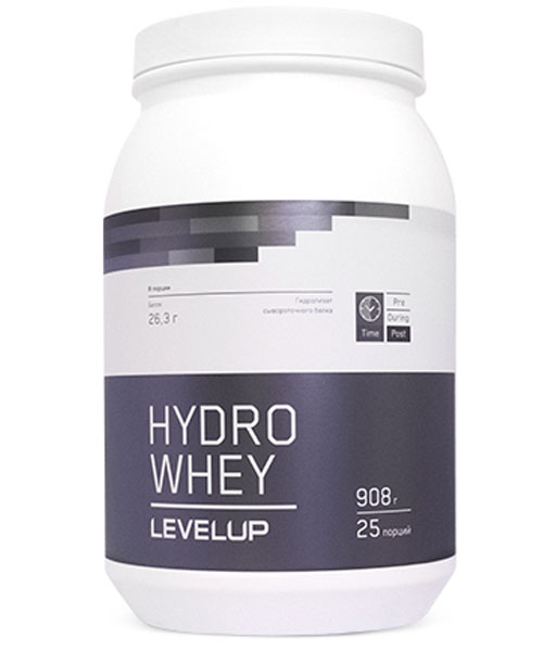 Hydro Whey Level UP
