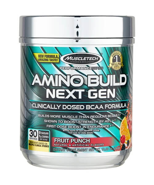 Amino Build Next Gen Muscletech