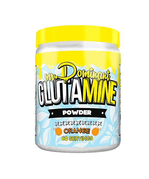Glutamine Powder MR. Dominant