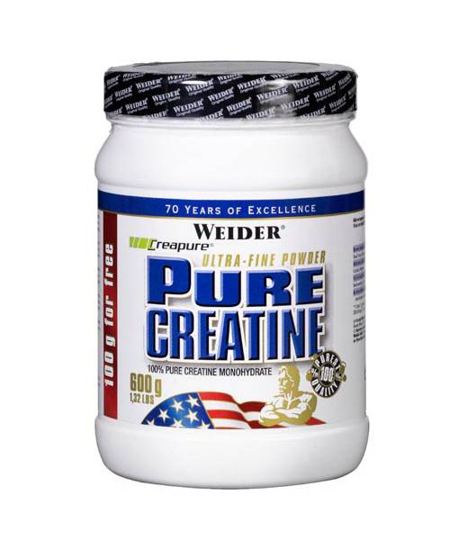 Pure Creatine Weider 600 г