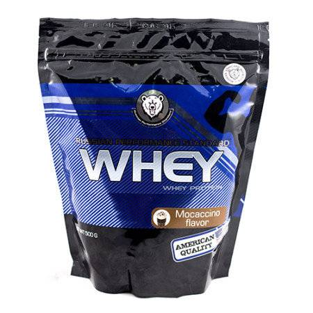 Whey Protein RPS Nutrition 500 гр.